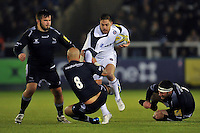 Newcastle Falcons v Bath : 02.01.16