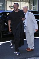 JUL 19 Denzel Washington at Good Morning America