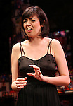 Barrett Wilbert Weed performing in the 'BARE' A first look preview at the New World Stages in New York City on 11/12/2012