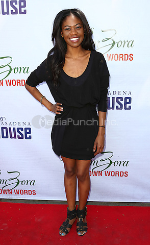 PASADENA, CA - MAY 11:  Vanessa Lee Chester attends the opening of the play 'Letters From Zora' at the Pasadena Playhouse on May 11, 2014 in Pasadena, California.BDPG/MediaPunch