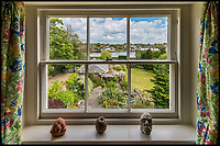 BNPS.co.uk (01202 558833)<br /> Pic: Strutt&amp;Parker/BNPS.<br /> <br /> Sea views...<br /> <br /> Hello Sailor? - The perfect seaside residence for a lover of the sea.<br /> <br /> A luxury harbourside home with its own private dock in the back garden has launched on to the market - but you'll need a pirates treasure to afford it.<br /> <br /> &pound;3.4million Wharf House is located in one of the country's best sailing communities in Emsworth, Hants, and is surrounded by water.<br /> <br /> From the front it has spectacular views over Chichester Harbour and at the back there is a mooring space for a large boat.