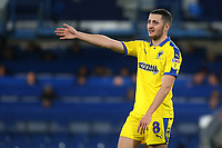 Anthony Hartigan of AFC Wimbledon during Chelsea Under-21 vs AFC Wimbledon, Checkatrade Trophy Football at Stamford Bridge on 4th December 2018