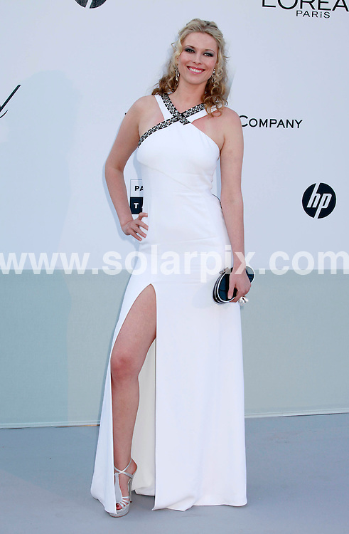 **ALL ROUND PICTURES FROM SOLARPIX.COM**                                             **UK AND SPAIN SYNDICATION RIGHTS ONLY**                                                                                  Caption: Arrivals at the amfAR Cinema against AIDS gala during the 64th Cannes Film Festival, Antibes, France. 19 May 2011                                                                              This pic: Keira Chaplin                                                       JOB REF: 13385 CPR       DATE: 19_05_2011                                                           **MUST CREDIT SOLARPIX.COM OR DOUBLE FEE WILL BE CHARGED**                                                                      **MUST AGREE FEE BEFORE ONLINE USAGE**                               **CALL US ON: +34 952 811 768 or LOW RATE FROM UK 0844 617 7637**