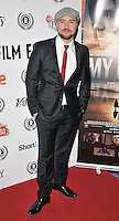 "Nathanael Wiseman attends the ""My Hero"" Raindance Film Festival UK film premiere, Vue Piccadilly cinema, Lower Regent Street, London, England, UK, on Friday 25 September 2015. <br /> CAP/CAN<br /> ©Can Nguyen/Capital Pictures"