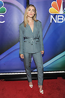 NEW YORK, NY - MAY 09: Melissa Roxburgh attends the 2019/2020 NBC Upfront presentation at the    Fourr Seasons Hotel on May 13, 2019in New York City.  <br /> CAP/MPI/JP<br /> ©JP/MPI/Capital Pictures
