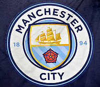 Logo Manchester City <br /> Milano 06-11-2019 Stadio San Siro <br /> Football Champions League 2019/2020 Group C <br /> Atalanta - Manchester City <br /> Photo Andrea Staccioli / Insidefoto