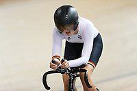 Ally Wollaston of Waikato BOP competes in the U17 Girls 2000m IP final at the Age Group Track National Championships, Avantidrome, Home of Cycling, Cambridge, New Zealand, Thurssday, March 16, 2017. Mandatory Credit: © Dianne Manson/CyclingNZ  **NO ARCHIVING**