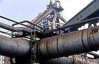 Anshan Iron & Steel Group in Liaoning. China's second-largest steelmaker Anshan Iron & Steel Group has merged with smaller rival Benxi Steel Group to create a company with capacity that will match the mainland's biggest steelmaker, Shanghai Baosteel Group..22 Aug 2005