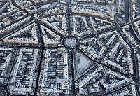 Hamburg Eppendorf im Winter: EUROPA, DEUTSCHLAND, HAMBURG, (EUROPE, GERMANY), 21.12.2009: Hamburg Eppendorf im Winter, verschneite Daecher, Schnee, rechts die Klosterstern, Eppendorfer Baum, Hoheluft, Harvestehude,<br />Mottenburg: EUROPA, DEUTSCHLAND, HAMBURG, (EUROPE, GERMANY), 21.12.2009: Hamburg, Altona, Ottensen, Mottenburg, Wohnen, Gemischte Wohnlage, Haus, Wohnhaus, Altbau, Neubau, dicht, voll, gedraengt, gemuetlich, Buero, Geschaefthaus,  Winter, Schnee, Waermedaemmung, Isolierung, kalt, Heizung, Aufwind-Luftbilder, Luftbild, Luftaufname, Luftansicht,<br />Überblick, Altstädte, Altstadt, Altstaedte, am, Ansicht, Ansichten, Architektur, außen, Außenaufnahme, aussen, Aussenaufnahme, Aussenaufnahmen, Bau, Bauten, Bauwerk, Bauwerke, bei, BRD, Bundesrepublik, Cities, City, deutsch, deutsche, deutscher, deutsches, Deutschland, draußen, Draufsicht, Draufsichten, draussen,  europäisch, europäische, europäischer, europäisches, Europa, europaeisch, europaeische, europaeischer, europaeisches,  Gebaeude, Gegend, im, Luftaufnahme, Luftaufnahmen, Luftbild, Luftbilder, Luftfoto, Luftfotos, Luftphoto, Luftphotos,  menschenleer, niemand,  Schnee, schneebedeckt, schneebedeckte, schneebedeckter, schneebedecktes,Stadt, Stadtansicht, Stadtansichten, Stadtteil, Stadtteile, Stadtviertel, Staedte, staedtisch, staedtische, staedtischer, staedtisches, Tag, Tage, Tageslicht, tagsueber, Ueberblick, urban, urbane, urbaner, urbanes, verschneit, verschneite, verschneiter, verschneites, Viertel, Vogelperspektive, Vogelperspektiven,