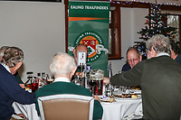Pre match hospitality ahead of the Championship Cup match between Ealing Trailfinders and Richmond at Castle Bar , West Ealing , England  on 15 December 2018. Photo by David Horn.