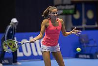 Rotterdam, Netherlands, December 13, 2016, Topsportcentrum, Lotto NK Tennis,   Erika Vogelsang (NED)<br /> Photo: Tennisimages/Henk Koster