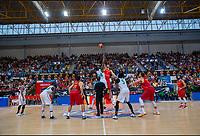 2017.08.18 Amistoso España VS Angola Baloncesto
