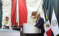 Ex boxeador campeon mundial, Dip. Jose Luis Castillo Godinez (dip por Empalme ), durante la session ordinaria de esta ma&ntilde;ana, en la camara de diputados del H. Congreso del estado de Sonora<br /> ** &copy;Foto:LuisGutierez/NortePhoto.com