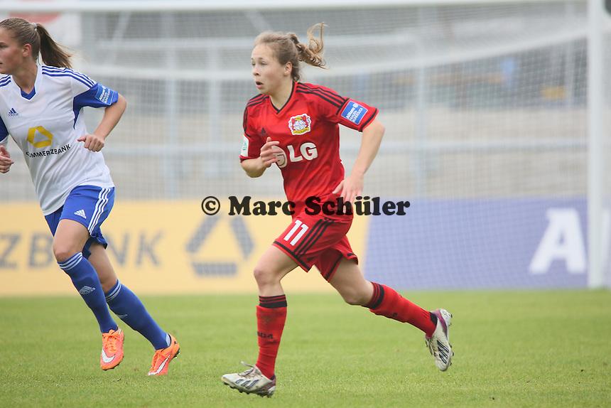 Theresa Panfil (Bayer, aus Fulda)  - 1. FFC Frankfurt vs. Bayer 04 Leverkusen