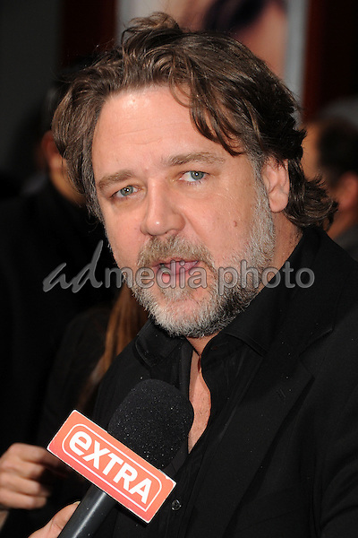 "16 April 2015 - Hollywood, California - Russell Crowe. ""Water Diviner"" Los Angeles Premiere held at the TCL Chinese Theatre. Photo Credit: Byron Purvis/AdMedia"