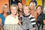 40TH BIRTHDAY: Betty O'Sullivan from Strand road who celebrated her 40TH birthday with family and friends at Tequilas restaurant on Saturday night last are l:r Tricia Moran, Betty, Eileen, Nelle, Tina and Sharon O'Sullivan.   Copyright Kerry's Eye 2008