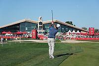 Jorge Campillo (ESP) on the 9th fairway during Round 1 of the Abu Dhabi HSBC Championship 2020 at the Abu Dhabi Golf Club, Abu Dhabi, United Arab Emirates. 16/01/2020<br /> Picture: Golffile | Thos Caffrey<br /> <br /> <br /> All photo usage must carry mandatory copyright credit (© Golffile | Thos Caffrey)