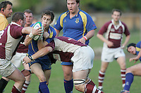 Real Varsity 2007 - Rugby Union