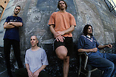 Tool in a Portrait Photo Session in Los Angeles Ca. USA