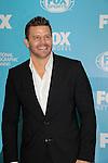 David Boreanaz - Bones - FOX 2015 Programming Presentation on May 11, 2015 at Wolman Rink, Central Park, New York City, New York.  (Photos by Sue Coflin/Max Photos)
