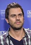 Ariel Vromen attending the The 2012 Toronto International Film Festival.Photo Call for 'THE ICEMAN' at the TIFF Bell Lightbox in Toronto on 9/10/2012