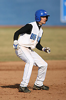 April 5, 2009:  /cf/ Adam Skonieczki (1) of the University of Buffalo Bulls during a game at Amherst Audubon Field in Buffalo, NY.  Photo by:  Mike Janes/Four Seam Images