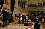 Proclamation of FelipeVl as King of Spain at the Congress in Madrid <br /> Madrid, Spain, 19/06/2014<br /> team/PHOTOCALL3000