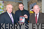 "Book Launch : Pictured at the launch of Listowel native Francis Lawlor's book ""Repentance"" at St John's Arts centre, Listowel on Friday night last were Minister Jimmy Deenihan, Francis Lawlor & Frank O'Carroll."