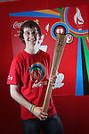 Coca Cola Olympic Torch Relay...©Steve Pope