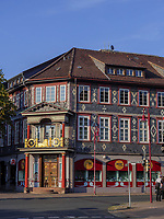 Haus Marktstr. 27/Altendorfer Str., Einbeck, Niedersachsen, Deutschland, Europa<br /> House Markt St. 21, Einbeck, Lower Saxony, Germany, Europe