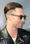 """Adam Levine arriving at NBC's """"The Voice"""" Red Carpet Event at Sayers Club in Los Angeles, CA. April 3, 2014."""