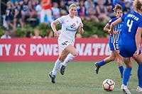 Boston, MA - Friday August 04, 2017: Maegan Kelly during a regular season National Women's Soccer League (NWSL) match between the Boston Breakers and FC Kansas City at Jordan Field.
