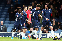 Terrell Egbri of Southend United is congratulated after scoring the second goal during Southend United vs Bristol Rovers, Sky Bet EFL League 1 Football at Roots Hall on 7th March 2020
