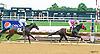 Adaptor winning at Delaware Park on 7/7/16