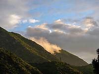 Berge bei Mzcheta, Georgien, Europa<br /> Mountains near Mzcheta, Georgia, Europe,