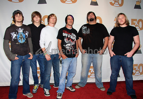 September 17, 2008 - Atlanta, Georgia - Recording artists Icarus on the red carpet for the opening of the Atlantis Music Conference at Opera in downtown Atlanta.  Photo Credit: Dan Harr/AdMedia