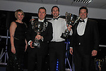 Nigel Hudson/Adam Wilcox - JMH Automotive - GT Cup Championship Awards And Dinner Brands Hatch 2018