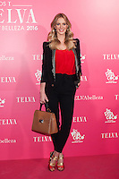 Teresa Baca attends Telva Beauty Awards ceremony in Madrid, Spain. January 20, 2015. (ALTERPHOTOS/Victor Blanco) /NortePhoto