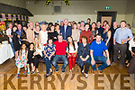 Paddy O'Leary, Cahermoneen, Tralee celebrating his 60th birthday with family and friends at Austin stacks Club House on Saturday
