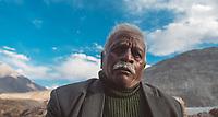 Namdev Bhau in Search of Silence (2018)<br /> (Namdev Bhau)<br /> Namdev Gurav <br /> *Filmstill - Editorial Use Only*<br /> CAP/MFS<br /> Image supplied by Capital Pictures
