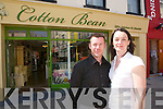 Marie Glavin and Conor Cotton Bean, The Square Tralee, why not call in for a browse  youll be surprised.what you might find!