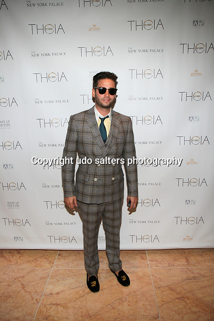 Million Dollar Listing's Josh Flagg Attends Theia Spring 2014 Presentation Held at the New York Palace, NY