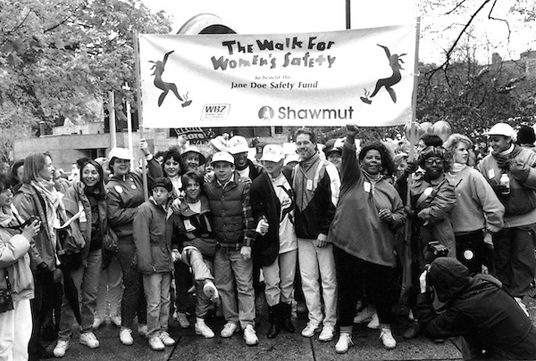 Jane Doe Walk for Women's Safety