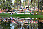 AUGUSTA, GA - APRIL 09: General view during a practice round of the 2014 Masters held in Augusta, GA at Augusta National Golf Club on Wednesday, April 9, 2014. (Photo by Donald Miralle)