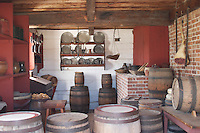 Officers kitchen Pantry, Fort George Niagara-on-the Lake