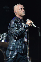 HOLLYWOOD FL - OCTOBER 09: Eros Ramazzotti in concert at Hard Rock Live held at the Seminole Hard Rock Hotel & Casino on October 9, 2016 in Hollywood, Florida. Credit: mpi04/MediaPunch
