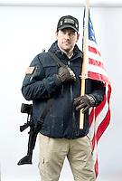 Gun owner portraits - Guns Across America Rally Olympia, Washington