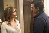 Jennifer Lopez &amp; Milo Ventimiglia<br /> Second Act (2018) <br /> *Filmstill - Editorial Use Only*<br /> CAP/RFS<br /> Image supplied by Capital Pictures