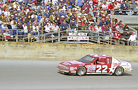 Bobby Allison 22 Buick action Daytona 500 at Daytona International Speedway in Daytona Beach, FL in February 1986. (Photo by Brian Cleary/www.bcpix.com) Daytona 500, Daytona International Speedway, Daytona Beach, FL, February 16, 1986.  (Photo by Brian Cleary/www.bcpix.com)
