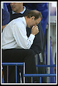 14/9/02       Copyright Pic : James Stewart                     .File Name : stewart-qots v inverness 14.QUEEN'S MANAGER JOHN CONNOLLY...... IF ONLY HE HAD SPENT AS MUCH TIME PICKING HIS TEAM.... .James Stewart Photo Agency, 19 Carronlea Drive, Falkirk. FK2 8DN      Vat Reg No. 607 6932 25.Office : +44 (0)1324 570906     .Mobile : + 44 (0)7721 416997.Fax     :  +44 (0)1324 570906.E-mail : jim@jspa.co.uk.If you require further information then contact Jim Stewart on any of the numbers above.........